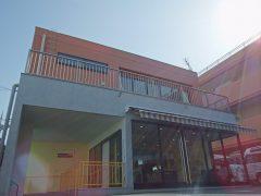 ストアハウス(防災倉庫兼福祉食堂)