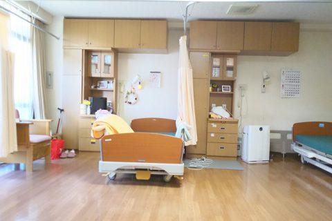 2人部屋(部屋に1つトイレ付き)