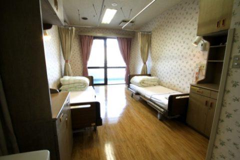 2人部屋居室