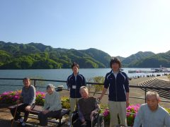 ドライブ(神奈川県 相模湖)