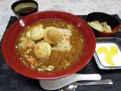 シュークリーム味噌拉麺