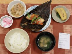 郷土料理の日