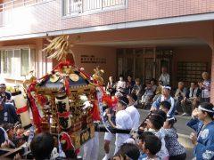 阿伎留神社例大祭
