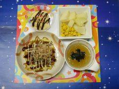 8月行事食 屋台メニュー(常食)