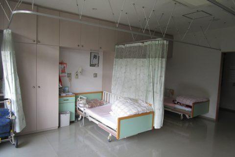 4人部屋居室