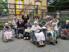 羽村動物園にお出かけです。