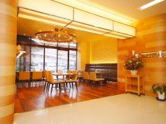 サンライズカフェ(休憩スペース)