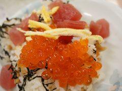 お寿司や天ぷらが好評☆