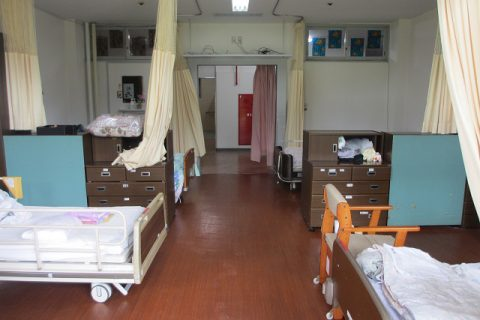 4人部屋(1階)