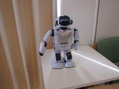 コミュニケーションロボット パルロ